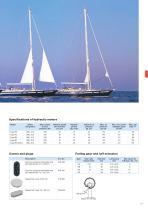 Seldén furling mast specifications - 2