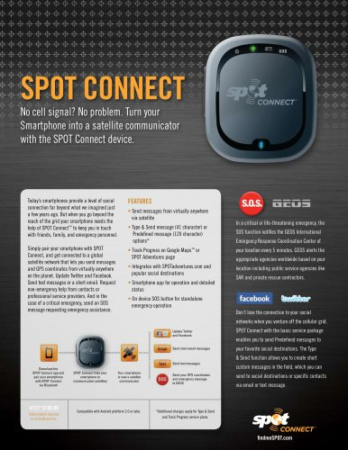 SPOT Connect