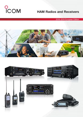 HAM Radios and Receivers