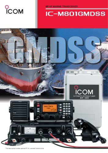 IC-M801GMDSS