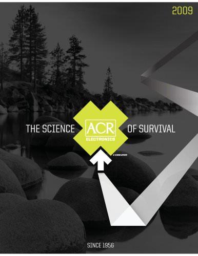 ACR main catalog