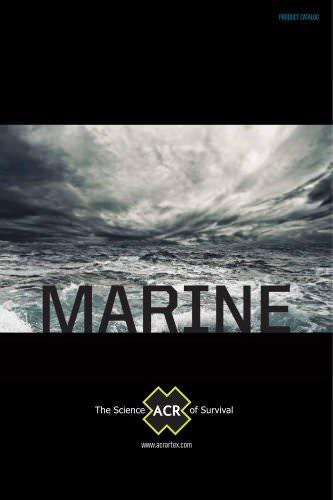ACR Marine Catalog