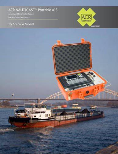 ACR NAUTICAST™ Portable AIS