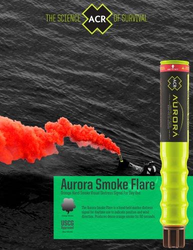 Aurora Orange Smoke Signal
