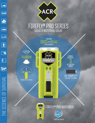 Firefly PRO WATERBUG