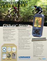 Endura Sierra Brochure