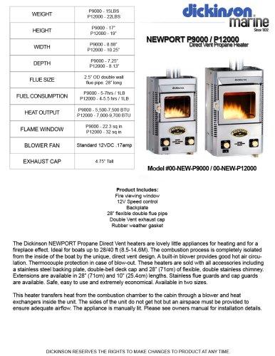 NEWPORT P9000-P12000