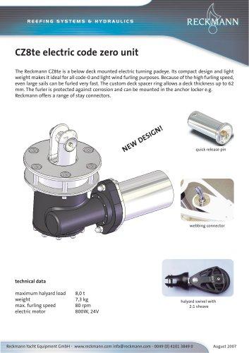 CT8te - brochure