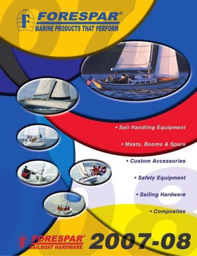 2008 Sailing Catalog