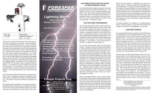 Lightning Master