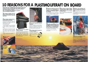 10 reasons for a platisimo life raft
