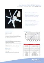 Aerogen Wind Generator - 2