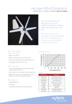 Aerogen Wind Generator - 3
