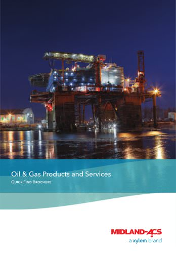 INTERNATIONAL Midland-ACS Oil & Gas - Products & Services