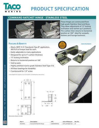 H25-0016 Spec_Sheet