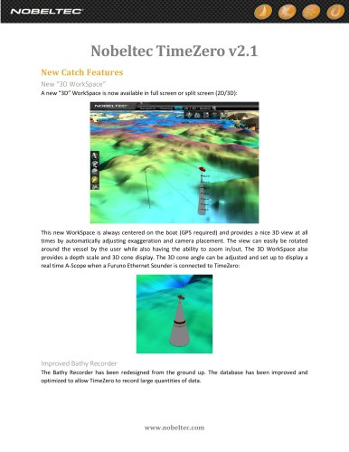 Nobeltec TimeZero v2.1
