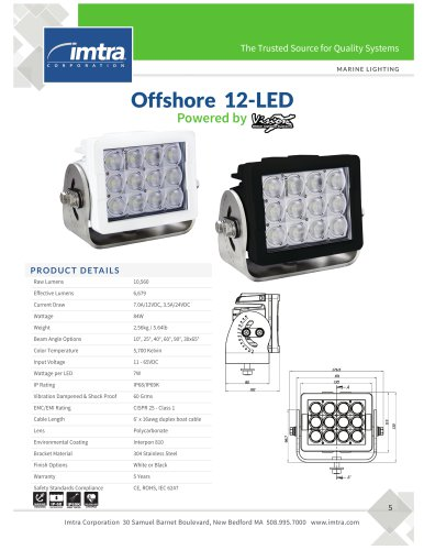 Offshore 12-LED