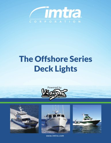 The Offshore Series Deck Lights