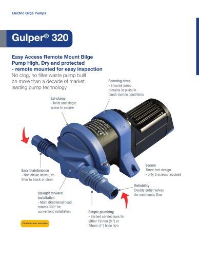 Gulper® 320