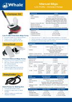 Manual Bilge and Galley Pumps - 4