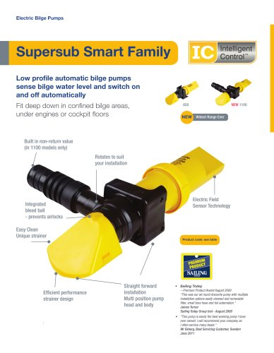 Supersub Smart Family