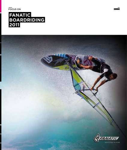 FANATIC CATALOGUE 2011