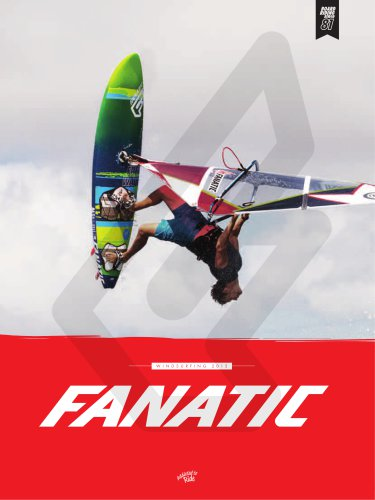 fanatic windsurfing brochure 2015