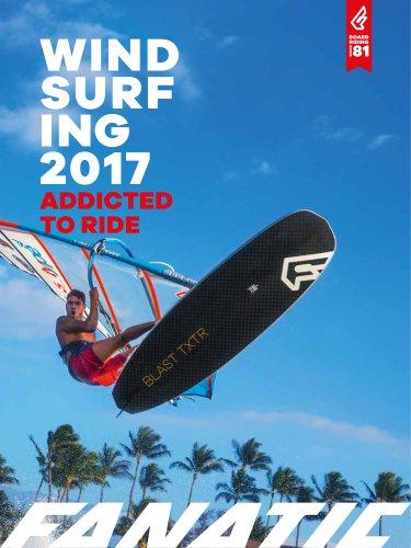 Fantastic windsurfing 2017
