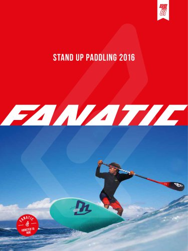 STAND UP PADDLING 2016