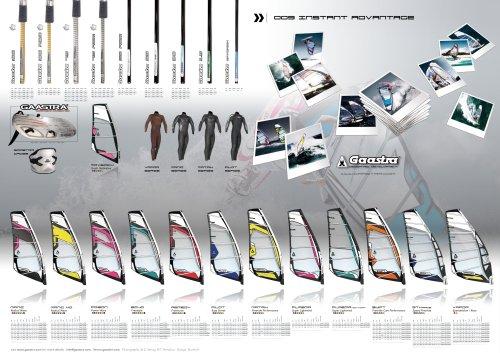 Gaastra 2009 Brochure