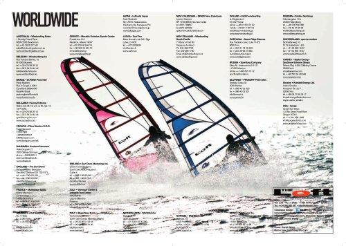 Loft Sails 2009 brochure pt1