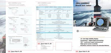 RADAR:JMA-5200MK2 SERIES