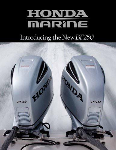 Honda-BF250-Brochure
