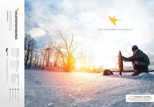 2019 Humminbird ICE Catalog