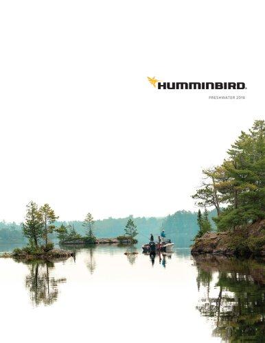 Humminbird Freshwater 2016