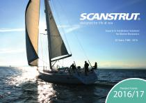 SCANSTRUT Product Guide 2016/17