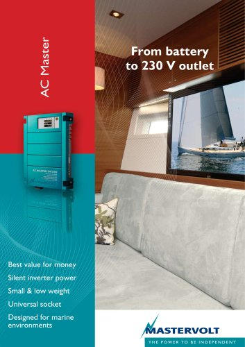 AC Master inverter series