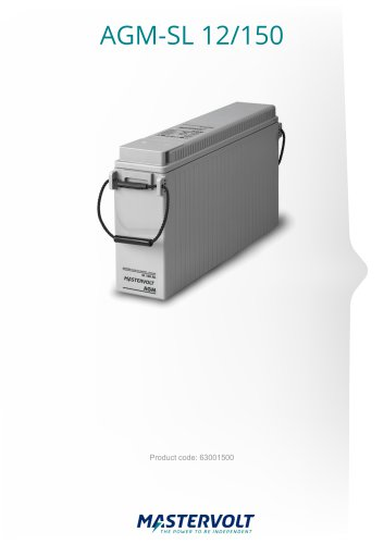 AGM-SL 12/150