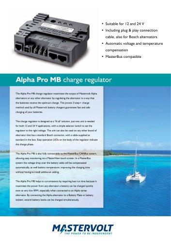 Alpha Pro MB