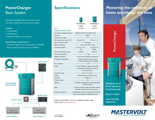 PowerCharger battery charger