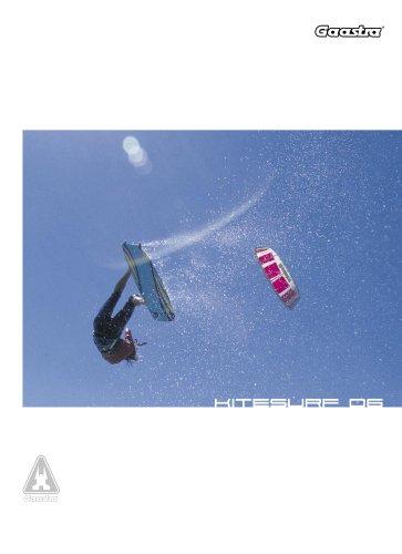 Kiteboarding brochure 2006