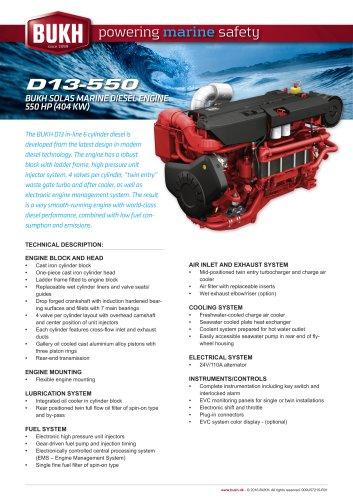 D13 / 550