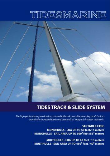 SAIL TRACK SYSTEM