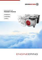 STEYR MOTORS Engineering Brochure