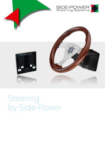 Side-Power Steering Systems Catalog