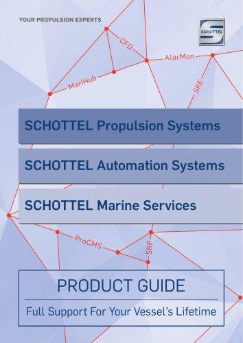 SCHOTTEL Propulsion Systems