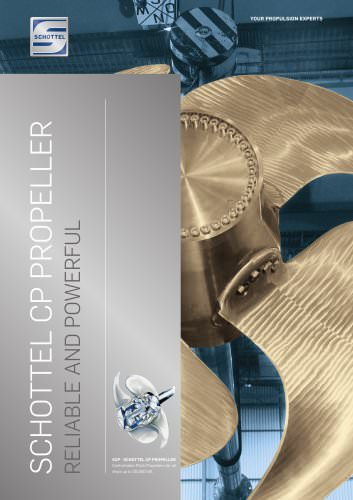 SCP Controllable-Pitch Propeller