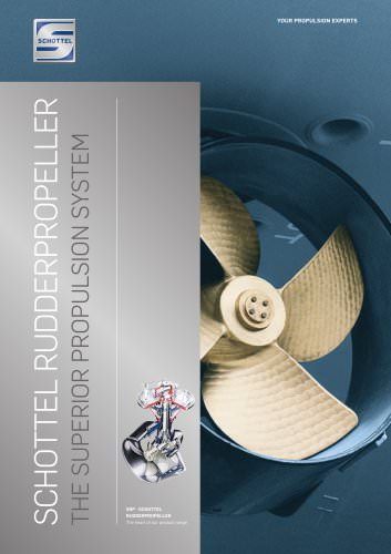 SRP Rudderpropeller
