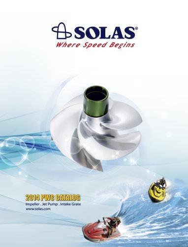 SOLAS PWC IMPELLER CATALOGUE - SOLAS Propellers - PDF