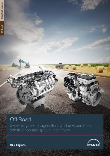 Off-Road Construction and Agricultural Machinery Brochure